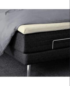 Romantisk sengetøj belæg