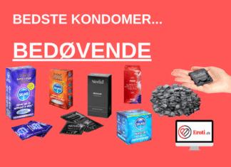 bedøvende kondomer