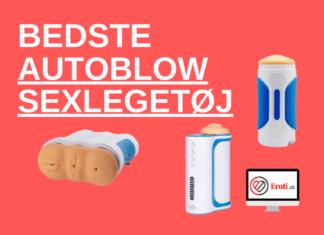 bedste autoblow sexlegetøj i test
