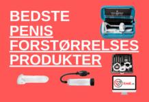 bedste produkter til penis forstørrelse i test