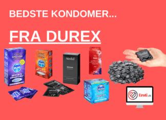 durex kondomer