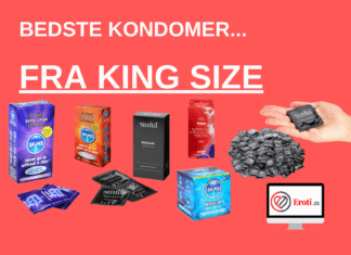 king size kondomer