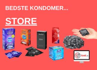 store kondomer