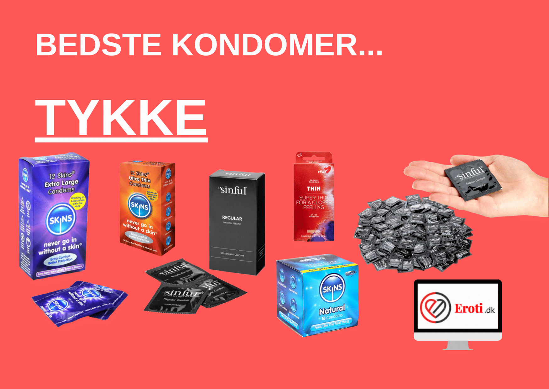 tykke kondomer