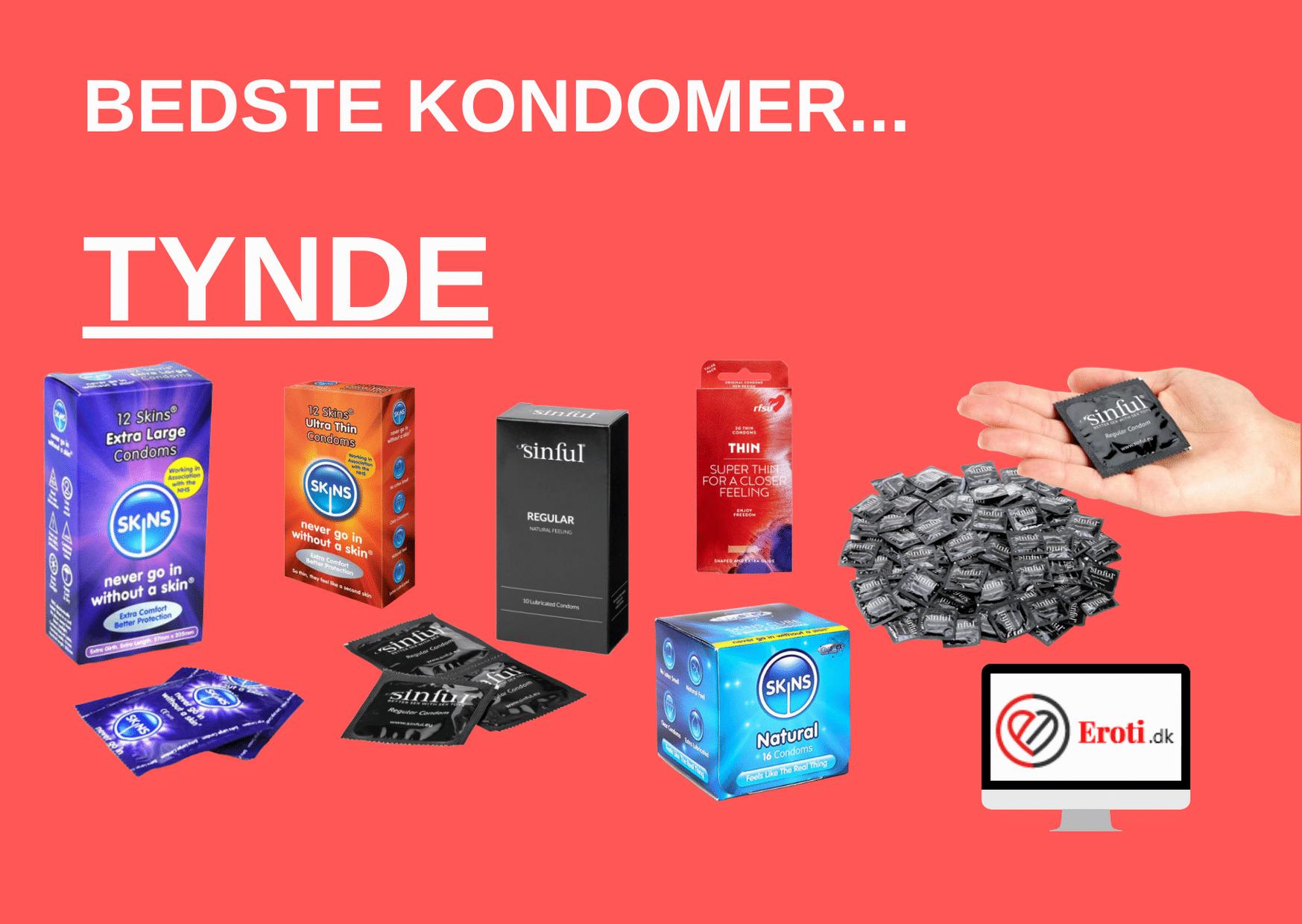 tyne kondomer