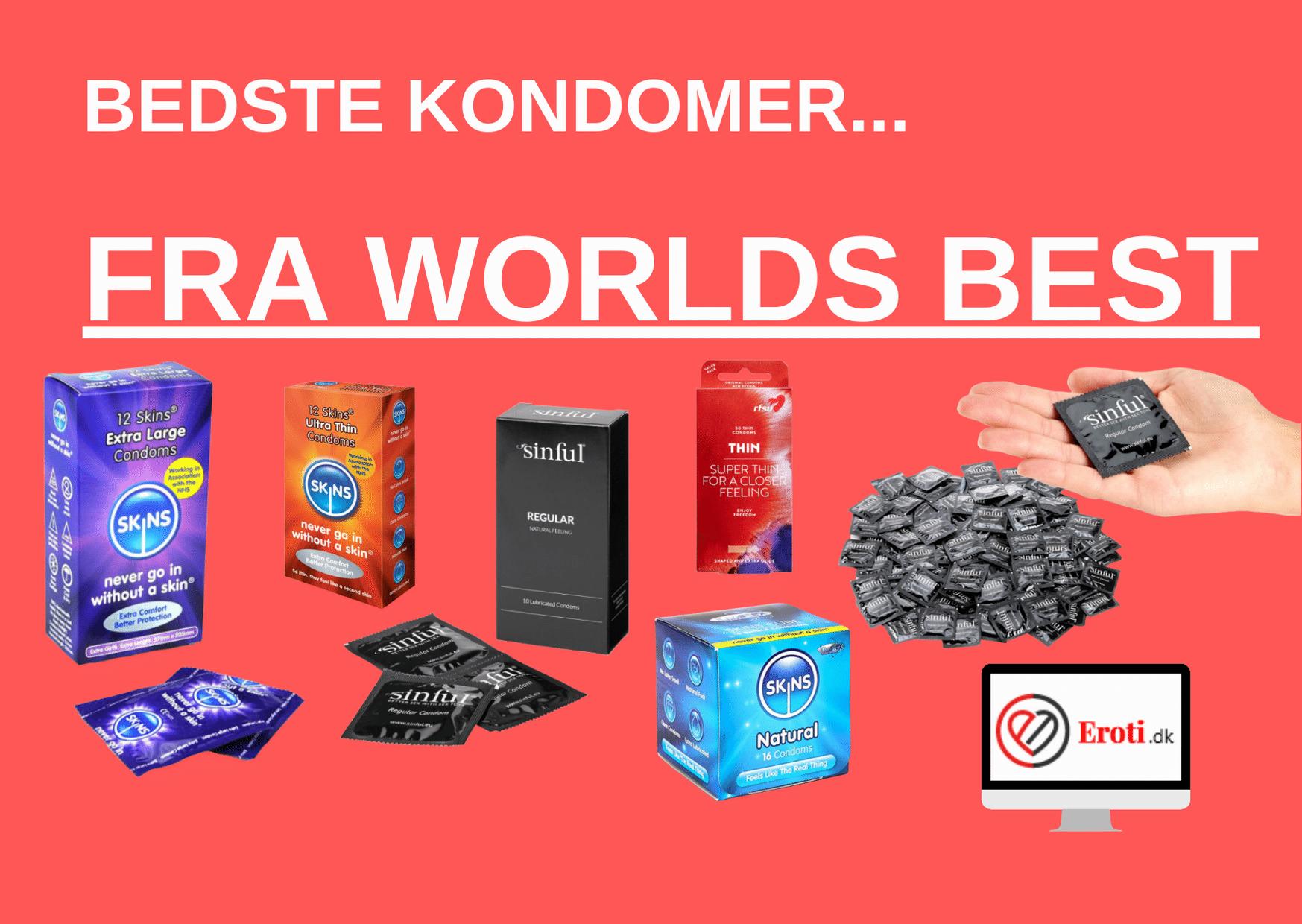 worlds best kondomer