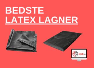Bedste latex lagner