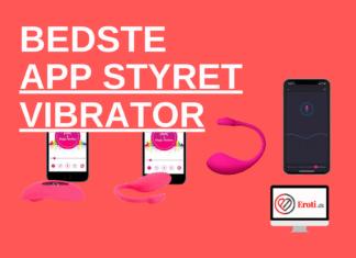 bedste app styret vibrator