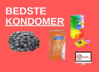 bedste kondomer