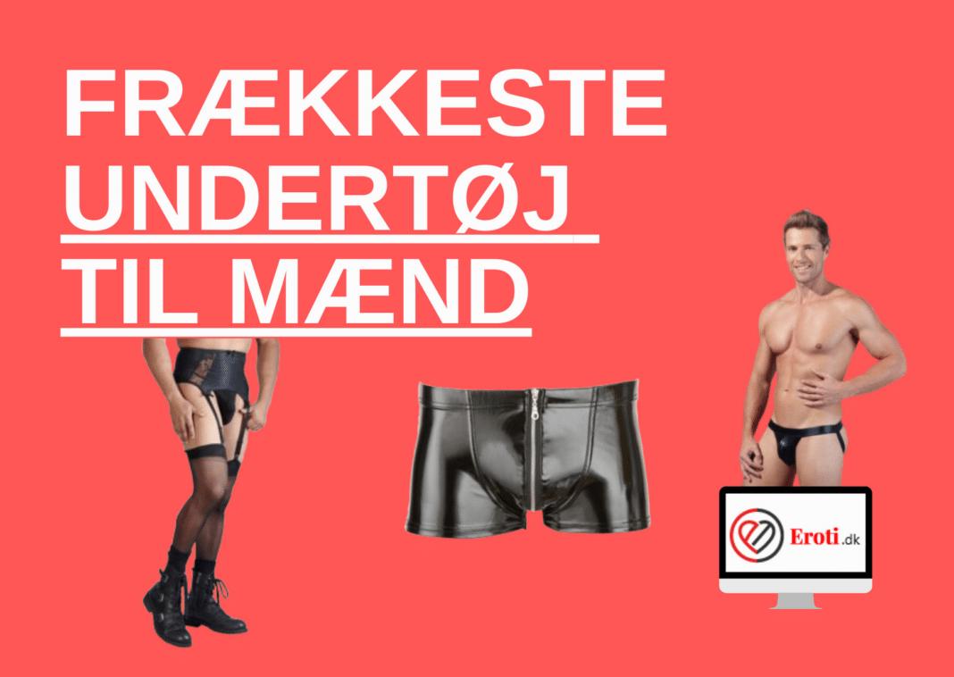 frækkeste undertøj til mænd