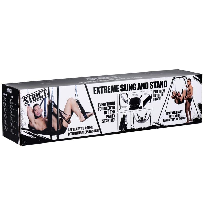 Strict Extreme Sexgynge og Stativ