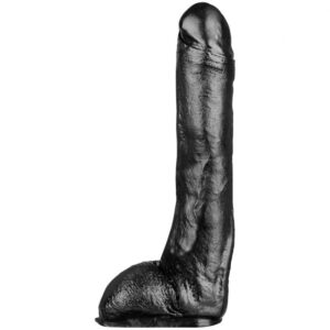 sort kæmpe dildo