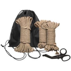 kink bind tie initiation bondage sæt