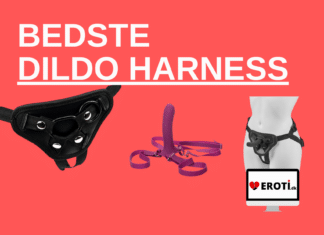 bedste dildo harness