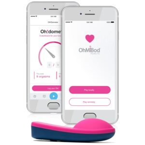 ohmibod bluemotion nex1 2nd gen app controlled