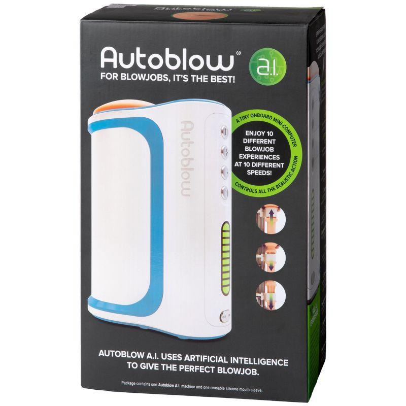 Autoblow A.I. Blowjob Maskine