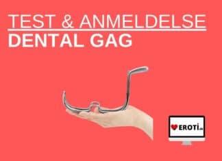 anmeldelser dental gag