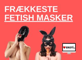 fetish masker til sex de frækkeste
