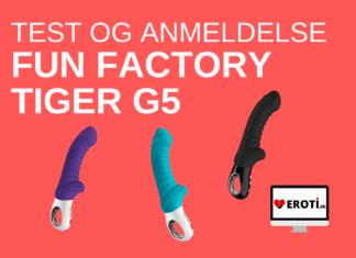 Fun Factory Tiger G5 Vibrator