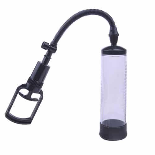 Basic penis pumpe i sort