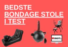 Bondage stol – De 6 bedste i test