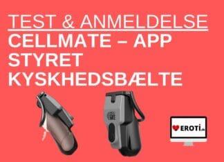 anmeldelse af CELLMATE – App styret kyskhedsbælte