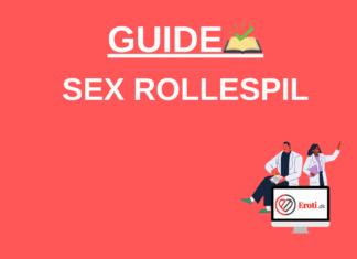 Sex rollespil