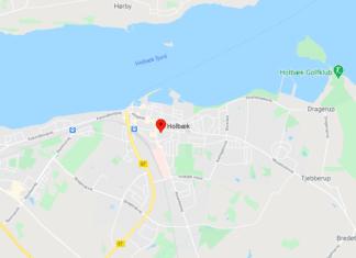 Holbæk sexshops