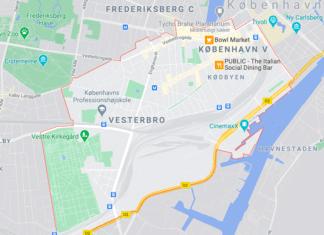 Vesterbro sexshops