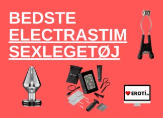electrastim elektro sexlegetøj fra det kendte mærke