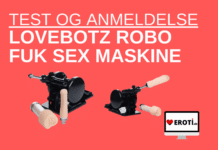 LoveBotz Sex Maskine