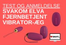 Svakom Elva Fjernbetjent Vibrator Æg