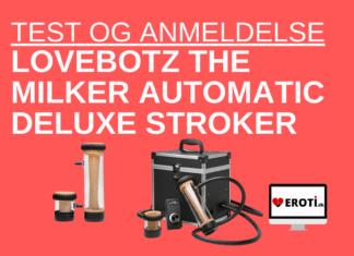 LoveBotz The Milker sexmaskine