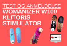 Womanizer W100 Klitoris Stimulator