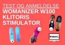 Womanizer W100 Klitoris Stimulator