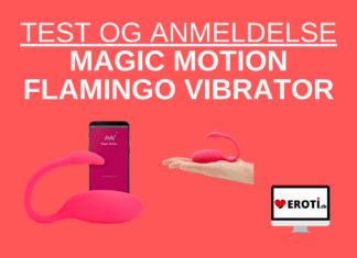 Magic motion flamingo vibrator